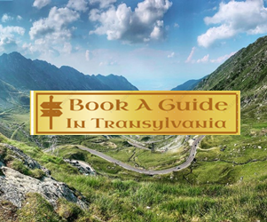 Book A Guide In Transylvania